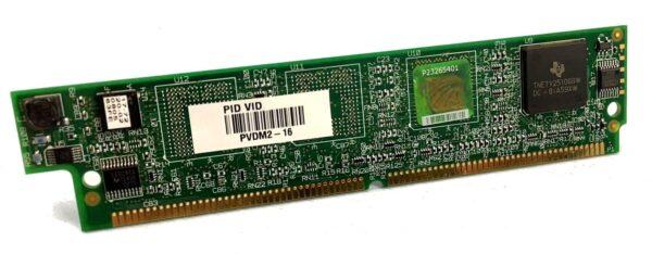 ماژول پردازنده سیسکو مدل PVDM2-16
