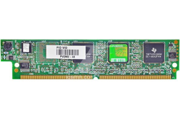 ماژول پردازنده سیسکو مدل PVDM2-48