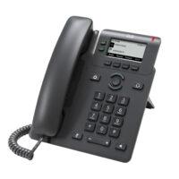 گوشی تلفن تحت شبکه سیسکو cp-6821-3pcc-k9