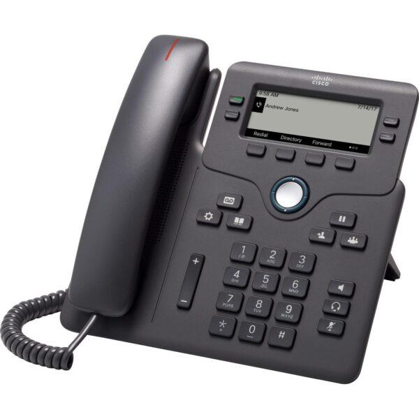 گوشی تلفن تحت شبکه سیسکو مدل cp-6851-3PCC-K9