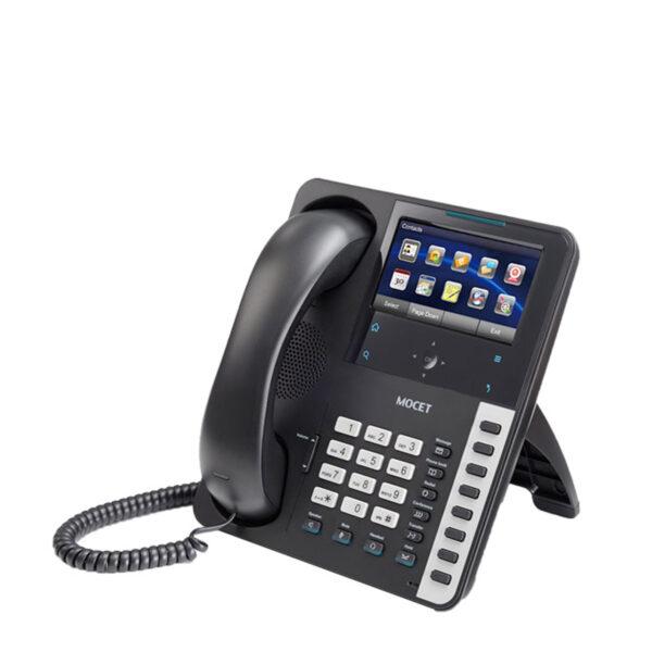 گوشی تلفن تحت شبکه موست مدل IP PHONE Mocet IP3072