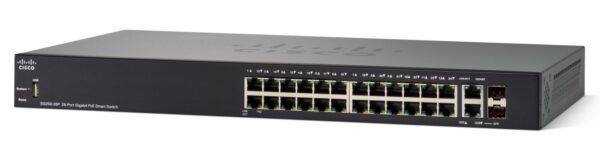 CISCO SMART SWITCH SMALL BUSSINES SG250-26P
